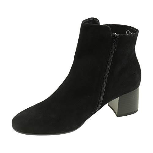 Gabor Damesschoenen laarzen enkellaarzen enkellaarzen laarzen zwart maat G 7289347