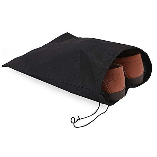 Da.Wa Lot de 10 sacs à chaussures de voyage avec cordon de serrage 28,5 x 36 cm