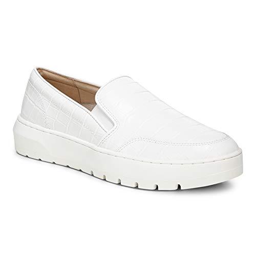 Vionic Abyss Dinora Stützende Plattform-Sneaker für Damen, Lederschuhe, die...