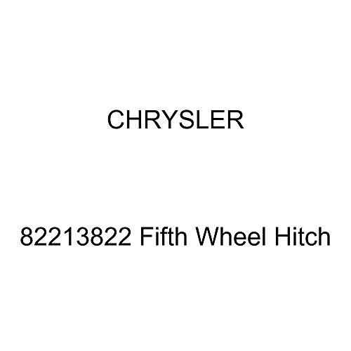 Best Buy! Chrysler Genuine 82213822 Fifth Wheel Hitch