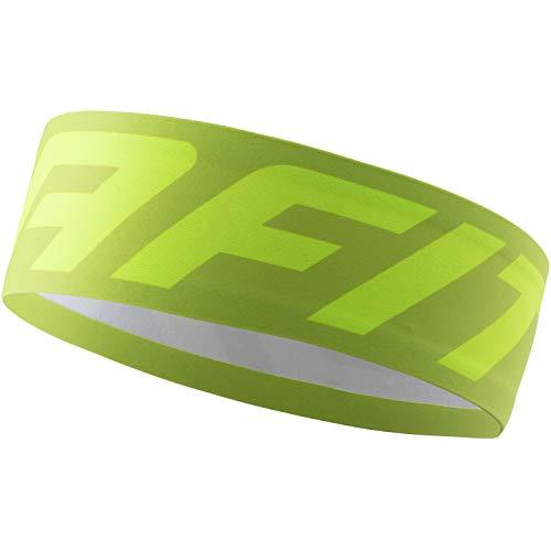 DYNAFIT Performance Dry Slim Headband Gelb-Grün, Stirnbänder, Größe One Size - Farbe Fluo Yellow