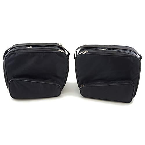 Motorradkoffer-Innentaschen passend zu Gepäck, System-Seitenkoffern BMW K1200GT, R1200RT, R1250RT, K1300GT, K1600GT, K1600GTL - Nr. 18