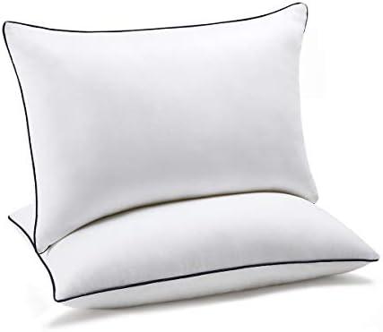 Top 10 Best gel pillows for sleeping 2 pack Reviews
