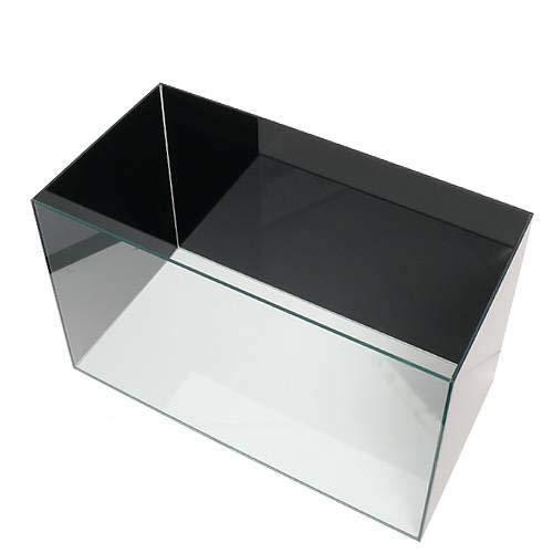バックスクリーン貼付済 ジェットブラック三面タイプ オールガラス60cm水槽 アクロ60N 60×30×36cm(単体)