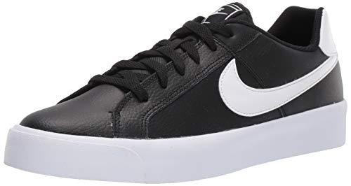 Nike Damen Court Royale AC Sneakers, Schwarz (Black/White 001), 44.5 EU