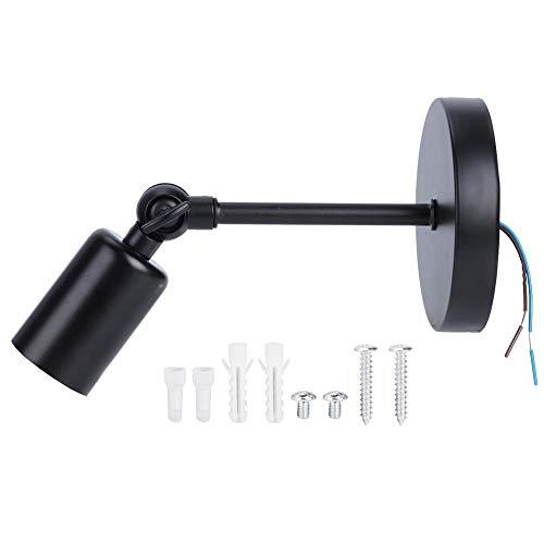 Moderne eenvoudige E27-wandlamp Nachtlamp voor kamer Restaurant Koffiebar Ganggang 110V-220V