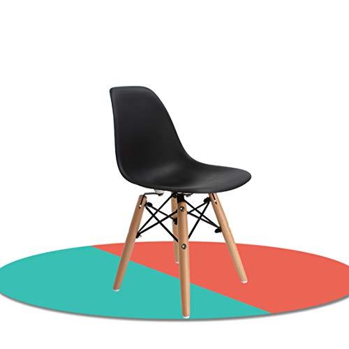 PLL Kinderstoel, Kunststof rugleuning leerstoel, Student Training Chair Barkruk