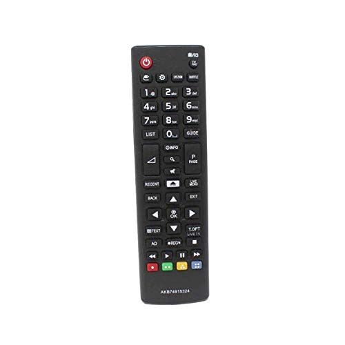 Compatible Reemplazo Mando a Distancia LG 49UH6507para TV