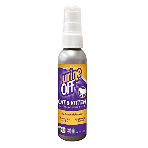 Kerbl Urine Off para Gatos, Spray Formato Viaje, 118ml, Opaque ✅