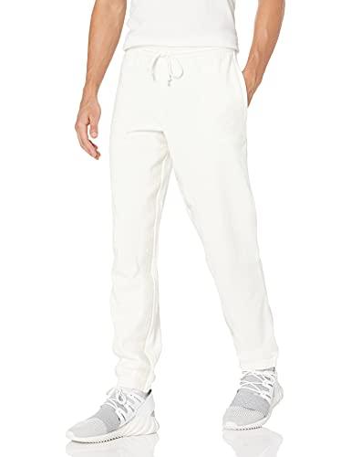 adidas Originals Pantalones deportivos R.y.v con puños para hombre - blanco - Medium