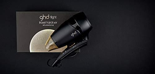 GHD TRAVEL PHON phon da viaggio ghd flight con borsa protettiva in tessuto