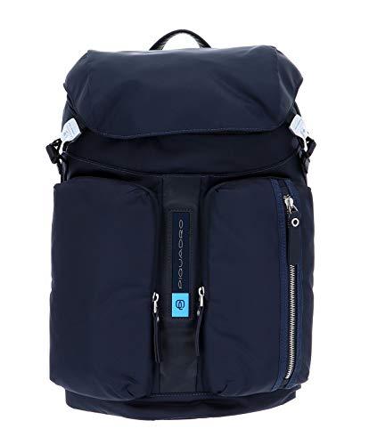 PIQUADRO PQ-Bios Laptop Backpack Blu