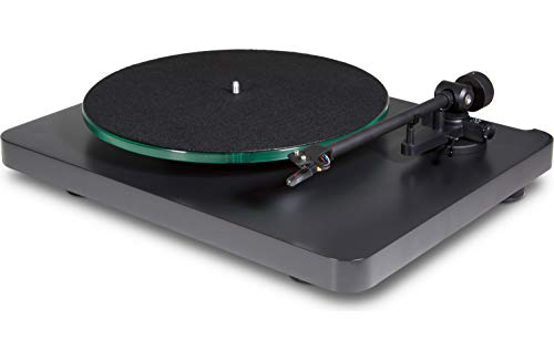 NAD C 558 Direct Drive Audio Turntable Negro - Tocadiscos (Tocadiscos de tracción Directa, Manual, Negro, 33,45 RPM, 33 RPM, 68 Db)