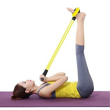 ZEH Hauptübung Brust Gewichtsreduktion Magen dünne Taille und Bauch Heimtrainer FACAI (Color : Green)