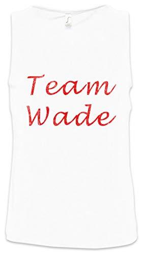 Urban Backwoods Team Wade Heren Tank Top Training Gym Shirt