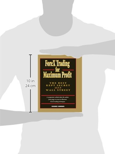 31KIb9IBlBL - ForeX Trading for Maximum Profit: The Best Kept Secret Off Wall Street