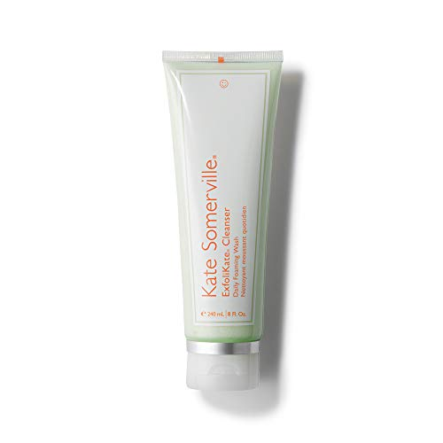 Kate SomervilleExfoliKate Cleanser| Daily Foaming Face Wash | Gently Exfoliates Skin & Deeply Cleans Pores| 8 Fl Oz