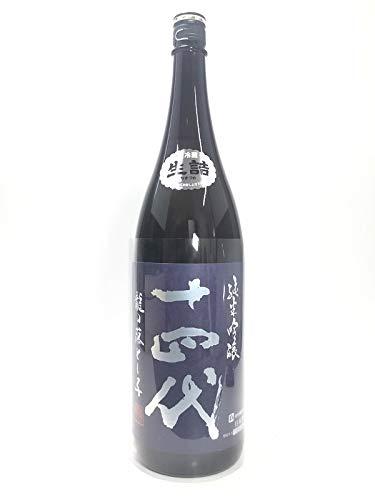 日本酒 十四代 龍の落とし子 純米吟醸 1.8L 高木酒造