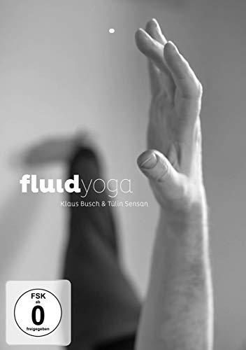 Fluid Yoga DVD - Ruhiger und intensiver Flow für erfahrene Anfänger und Fortgeschrittene - Fließende Übungsreihen für Entspannung und Wohlbefinden (Audio: Deutsch & Englisch)