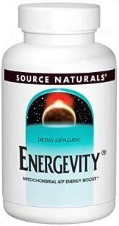 Energevity Source Naturals, Inc. 120 Tabs