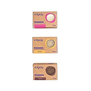 Jabones Artesanales | Pack de 3 jabones artesanales | Rosa Mosqueta, Avena y Argán | Base de aceito de coco |100gr por jabón| Hechos a mano |