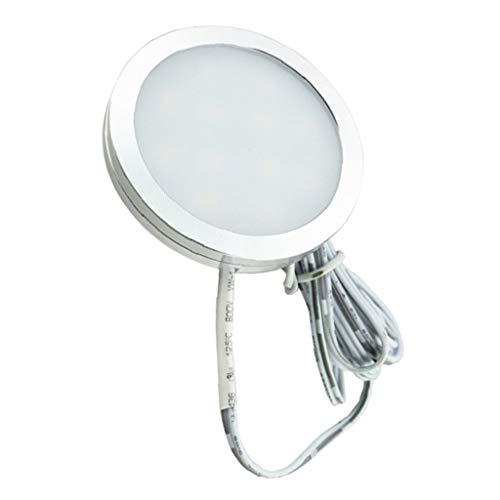 B Blesiya Underbyggd lampa LED skåp ljus skåpbelysning skåpsbelysning köksbelysning för kök skåp vitrinskåp skåp - gult ljus