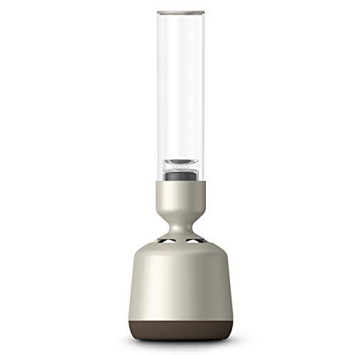 ソニー グラスサウンドスピーカー ハイレゾ対応/Bluetooth対応/LEDライト付き / 32段階明るさ調整可能 DSEE HX対応 LSPX-S2