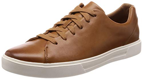 Clarks Herren Un Costa Lace Derbys, Braun (Tan Leather), 44 EU