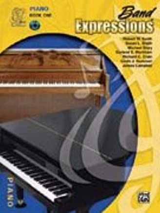 Alfred Publishing 00-emcb1017cd Band Expressions Book One: Student Edition – Music Book