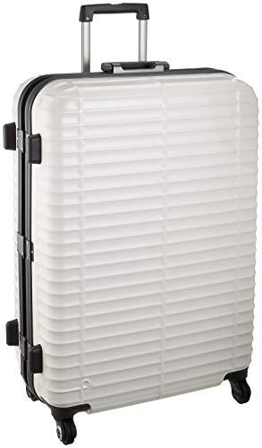 [プロテカ] スーツケース 日本製 ストラタム サイレントキャスター 保証付 80L 68 cm 5kg ウォームグレー