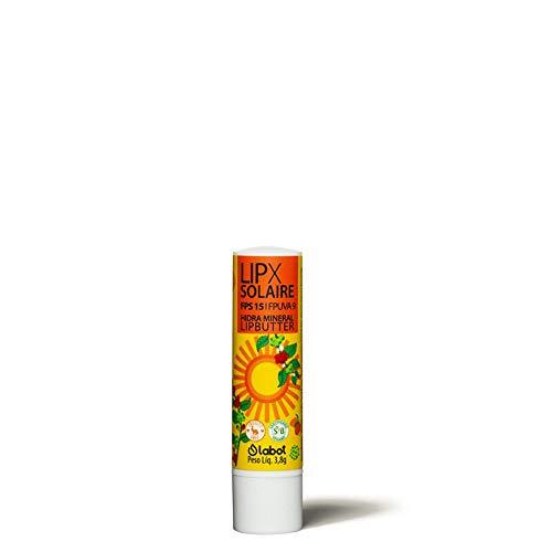 Protetor e Hidratante Labial Natural LipX Solaire Lipbutter 3,8g - Labot