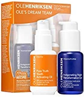 OLEHENRIKSEN Ole Henriksen Ole's Dream Team with Pure Truth Youth Activating Oil and Invigorating Night Transformation Gel