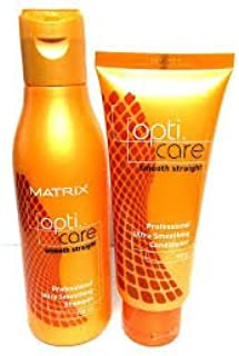 MATRIX By fbb OptiCare Smooth Shampoo - 200 ml with Conditioner - 98 g