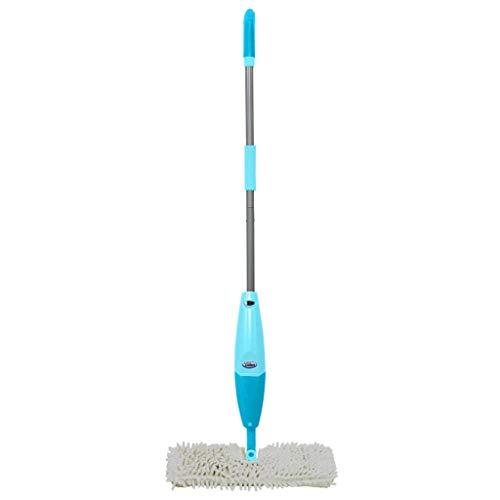 Aqua Laser Flip Flop Spray Mopp, Bodenreiniger (Blau)