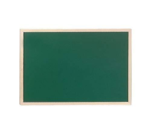 CABLEPELADO Pizarra Q-connect marco de madera 90 x 60 cm Verde