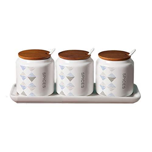 Pots à épices Condiment Pot Cond...