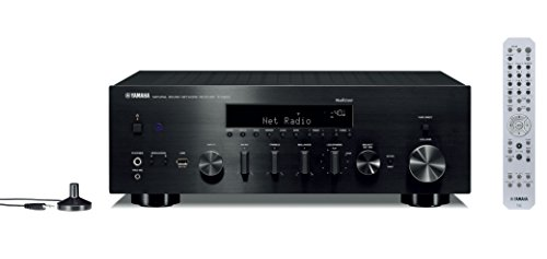 For Sale! Yamaha Hi-Fi Audio Component Receiver Black (R-N803BL)