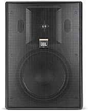 JBL Control 28 8-inch, 2-way system, Black (Speaker Pair)