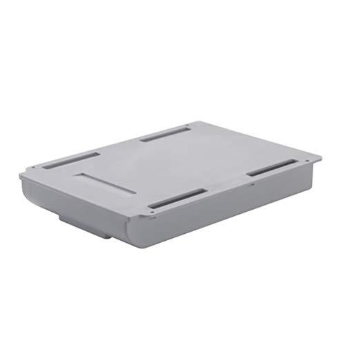 Smosyo Caja de Almacenamiento Organizador de cajones Separador de cajones para guardarropas Sistema de organización para Armario Organizador de Maquillaje no Perforado para el hogar