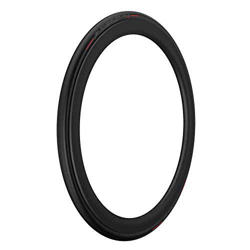Pirelli Unisex– Erwachsene P Zero Velo Rennrad Reifen, Black/Silver, 23-622
