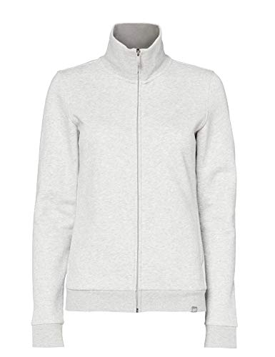 CARE OF by PUMA Damen-Fleecejacke, Grau (Grey), 36, Label: S