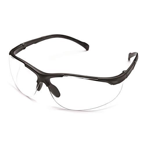 Óculos Esportivo Bike Corrida Lentes Noturnas Transparentes