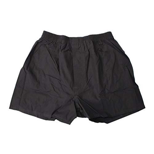 尿漏れパンツ 吸収快男子 メンズ トランクス 軽失禁パンツ 男性 尿漏れ 軽失禁用 パッド 消臭 (黒) M