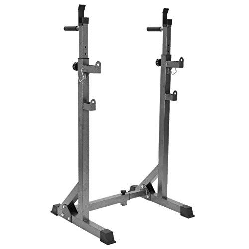Dumbbell Squat Racks, Adjustable 50.4