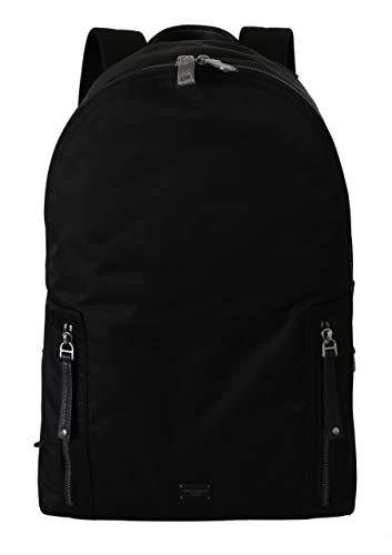Dolce&Gabbana mochila bolso de hombre en Nylon nuevo vulcano negro