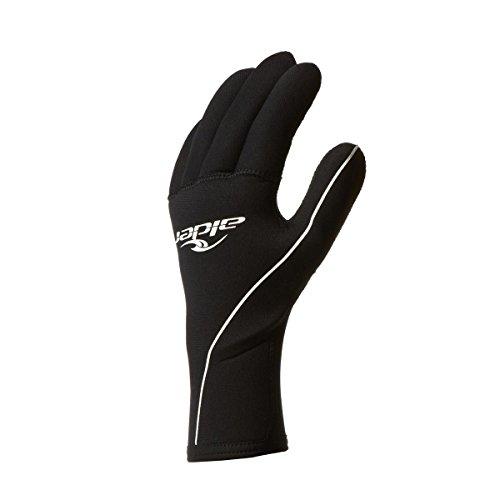 Alder Edge 3mm Wetsuit Gloves 2021 - Black WAG01 L