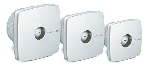 CATA X-MART 12 T Blanco - Ventilador (Blanco, Techo, Pared, De plástico, 40 dB, 2450 RPM, 190 m³/h)