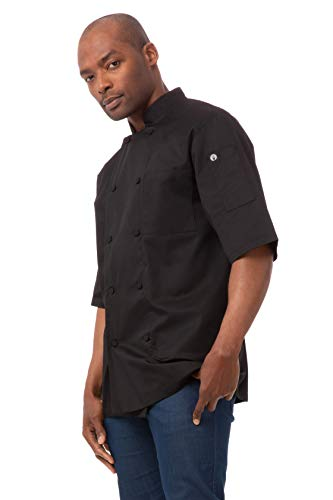 Chef Works Montreal Men's Cool Vent Coat Apron