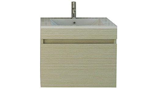 Jet-Line badkamermeubel wastafel houtlook licht wastafel badkamer binnenste badkamer badkamer toilet badkamermeubel wastafel