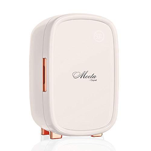 Beauty Mini Fridge 12Liter Smart breathing light display for Skincare& Cosmetics,Breast Milk,Portable Compact Personal Makeup Fridge 100% Freon-Free